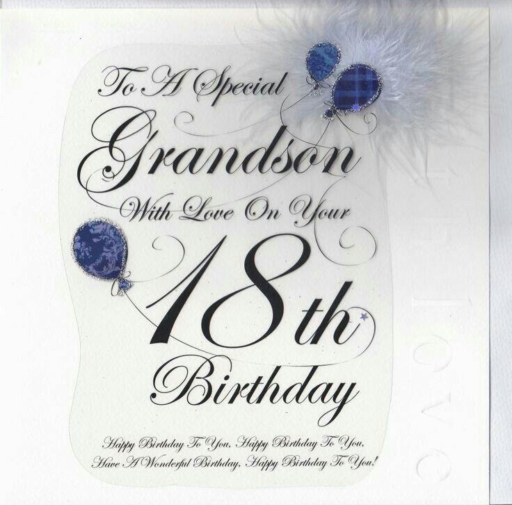 Happy Birthday Grandson Images Quotes Luxury Cards