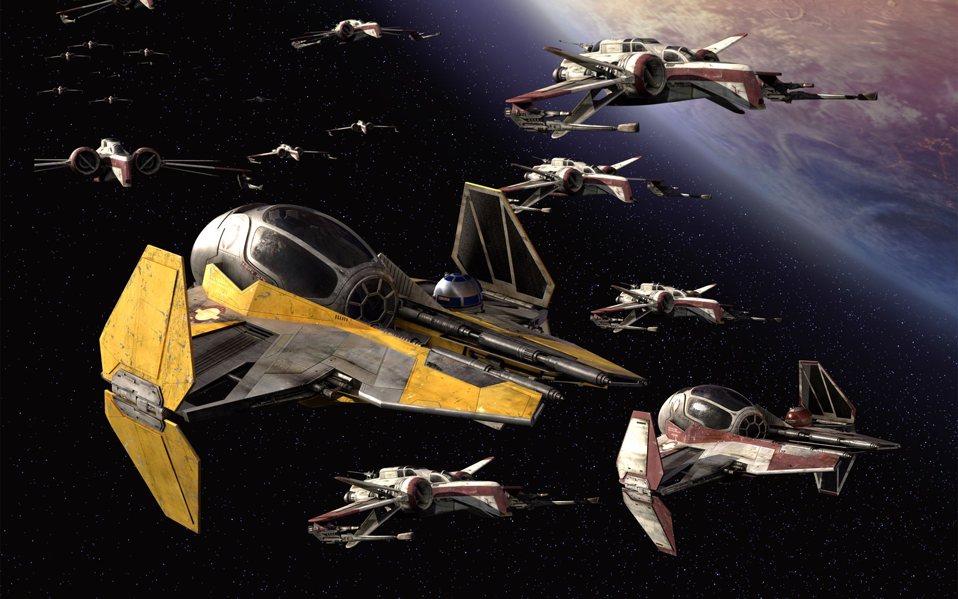 Anakin Skywalker Star Wars Background Star Wars Poster Star Wars Spaceships