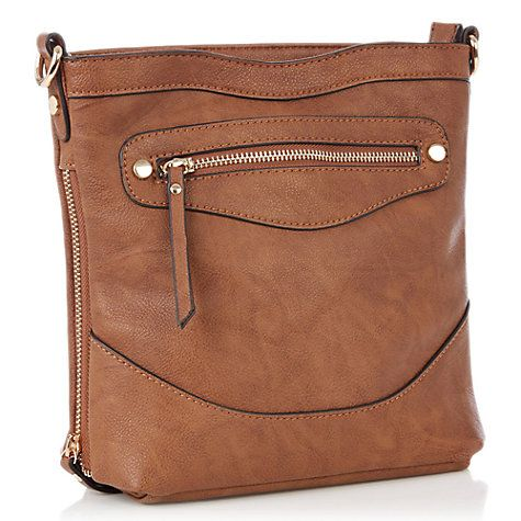 Buy Oasis Sandy Cross Body Bag Online at johnlewis.com  865eeb41ca0a4