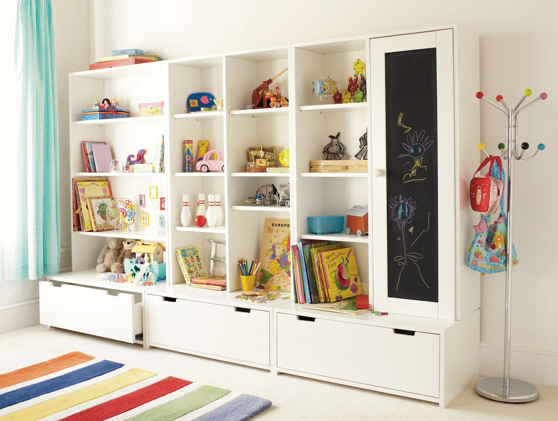 Toy Storage Ideas Diy Plans In A Small E That Your Kids Will Love