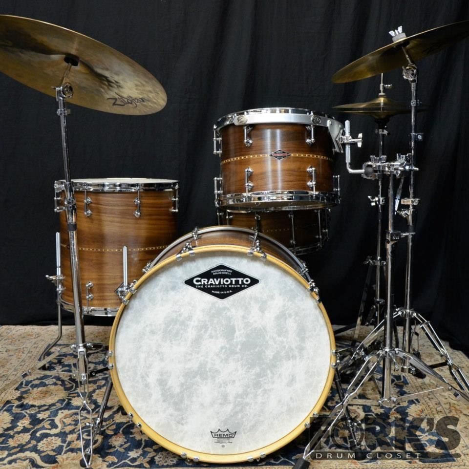 Craviotto drums