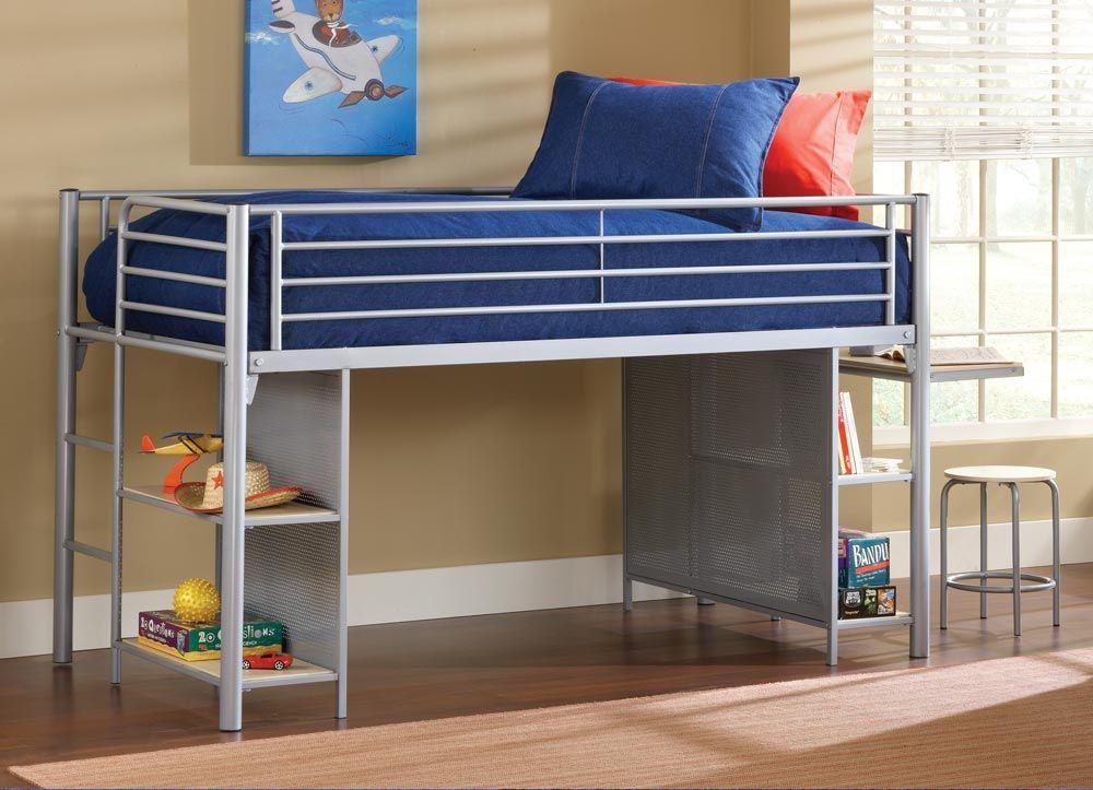 Universal Youth Junior Loft Bed Set Hillsdale Loft Bunk Beds Twin Loft Bed Low Loft Beds