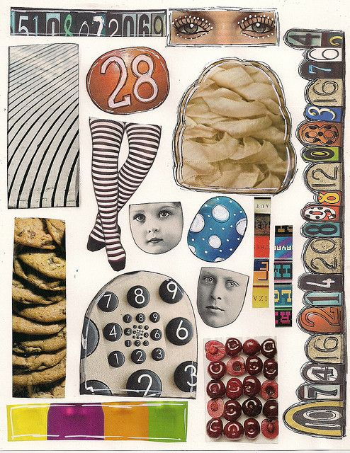 photograph about Free Printable Collage Sheets titled Zetti collage sheet printables Free of charge collage, Collage