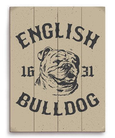 English Bulldog 1631 Wall Art By Petpictures English Bulldog Bulldog Art