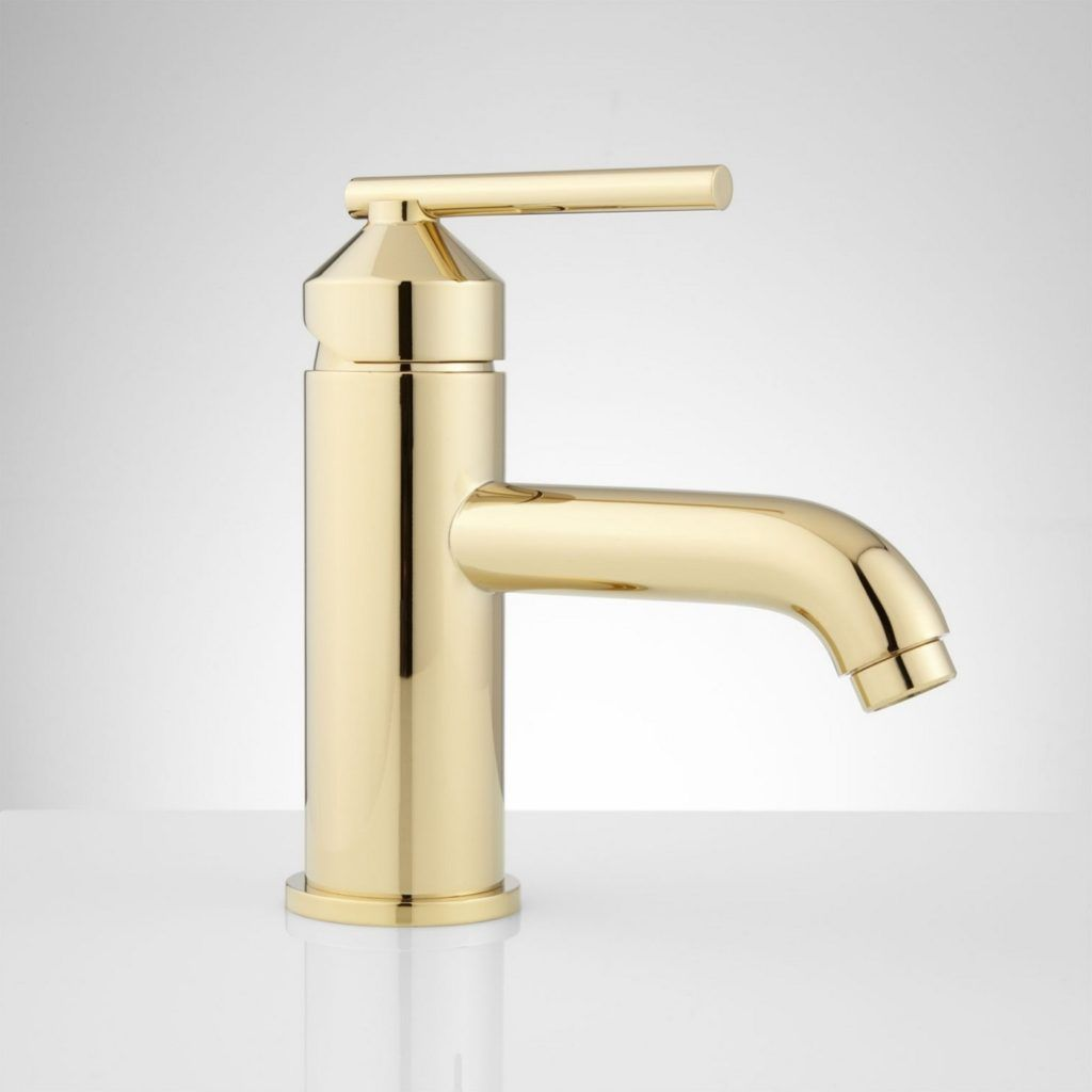 Chrome With Brass Bathroom Faucets | Bathroom Ideas | Pinterest ...