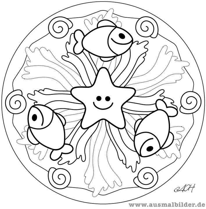 pin de mi young choi en mandales  mandalas para niños