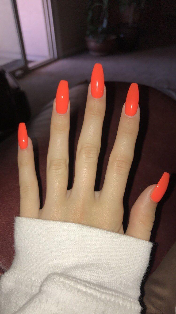 Pin by Marissa💋 on ~ nails. ✯ | Pinterest | Nail nail, Fire nails ...