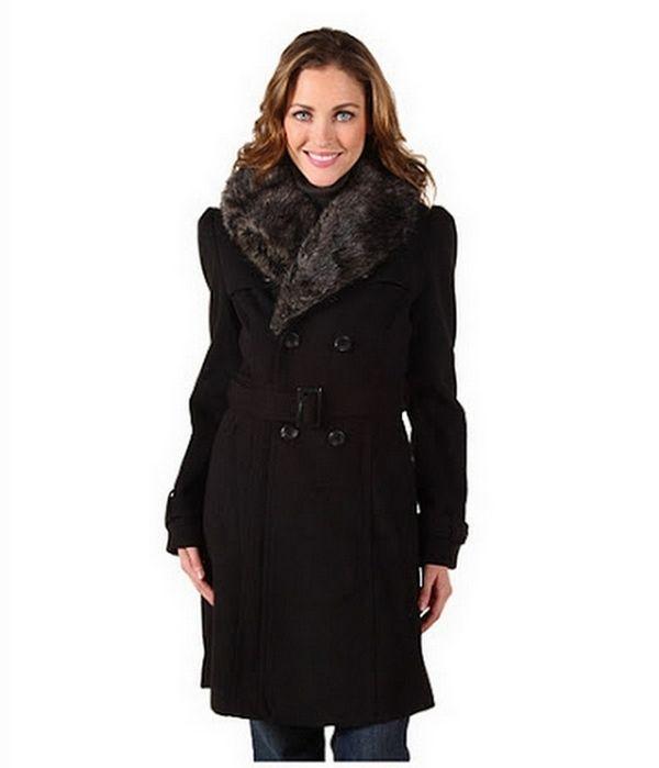 26uuu米奇影院_Womens Black Puffer Coat With Fur Hood