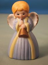 JASCO Angel ringing her Bell - Porcelain