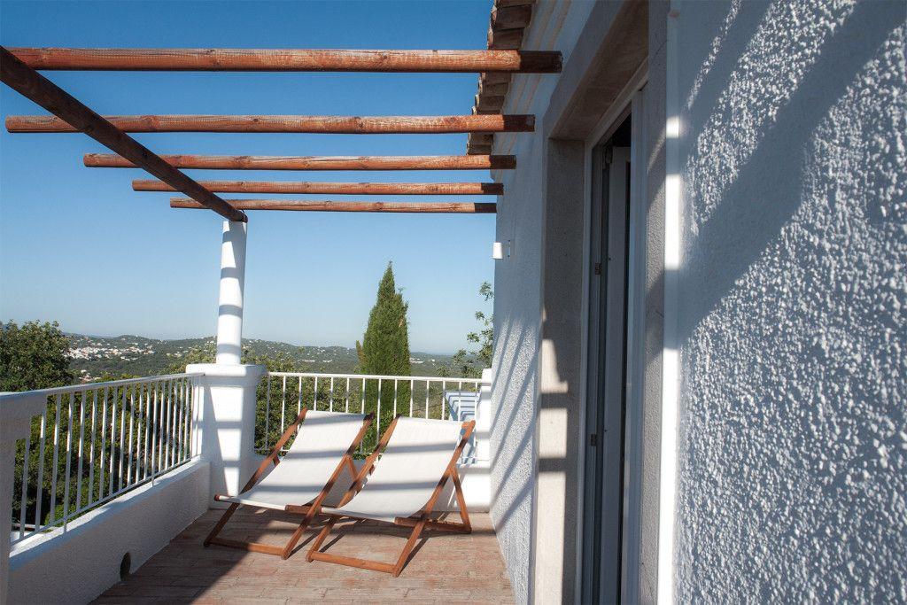 Bedroom 5 terrace