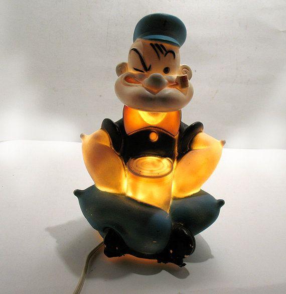 Vintage Popeye 59
