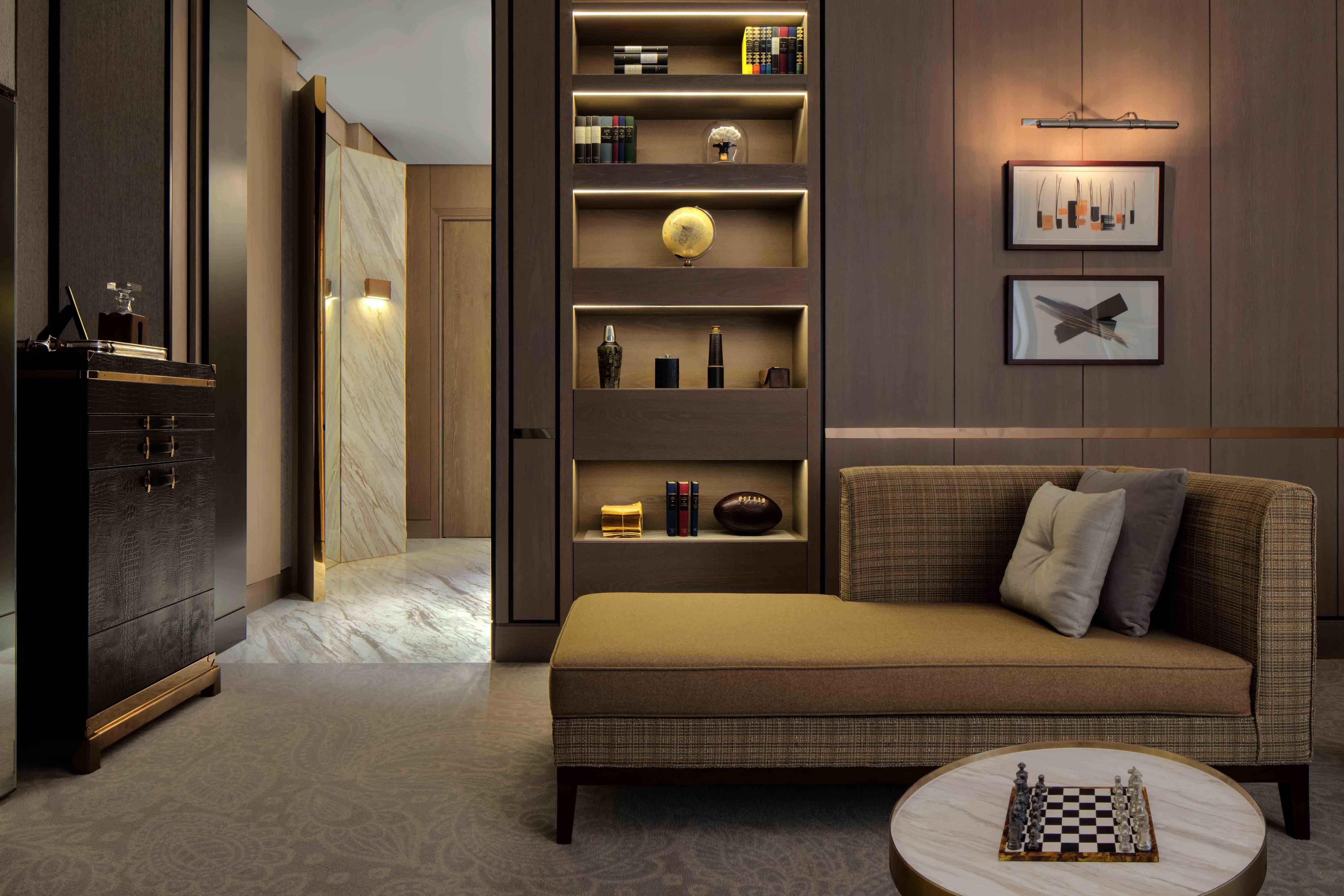SRSS Interior Design Studio I Waldorf Astoria DIFC Dubai