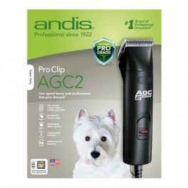 Andis Agc 2 Speed Clipper Dog Clippers Dog Grooming Supplies