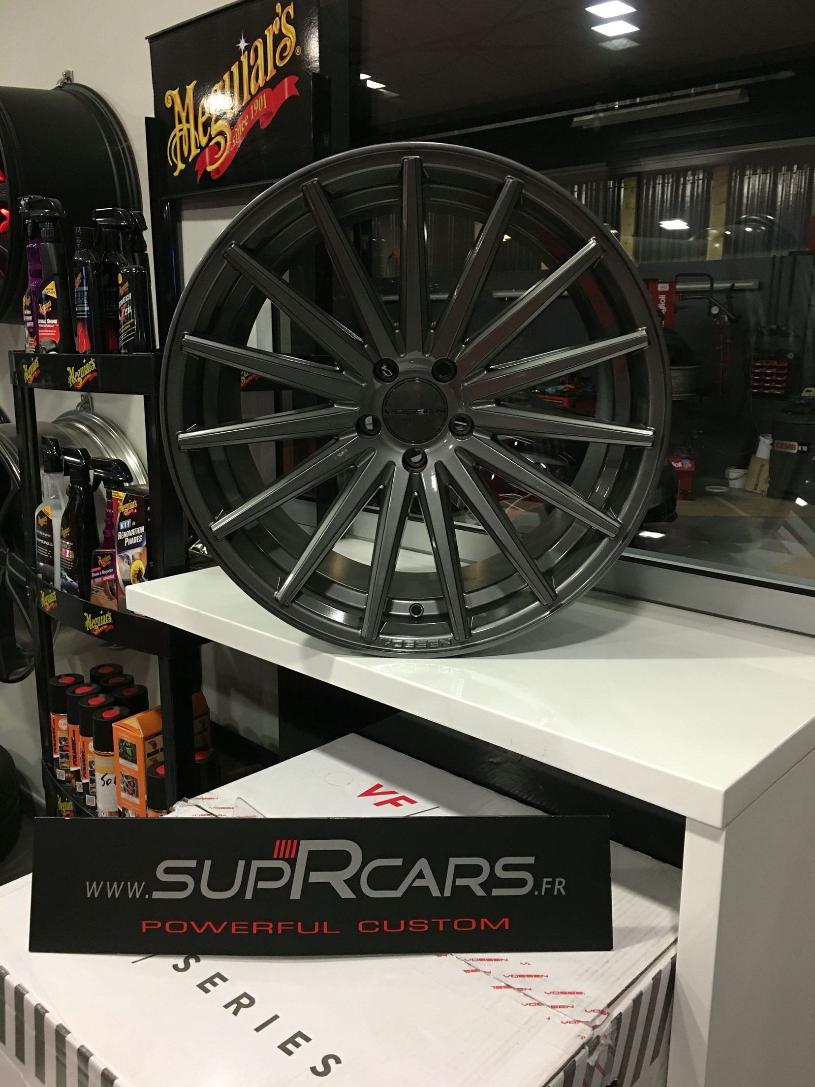 jantes vossen vfs2 pour golf 7r by suprcars retrouvez. Black Bedroom Furniture Sets. Home Design Ideas