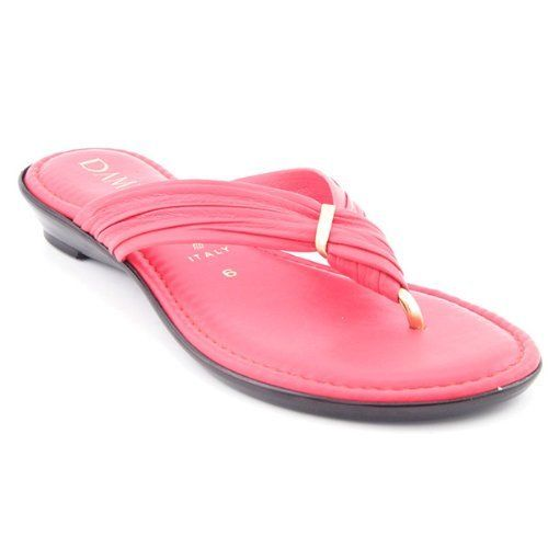 #DAMIANI'S 2352S1 Sandals Thongs Shoes Pink Womens SZ