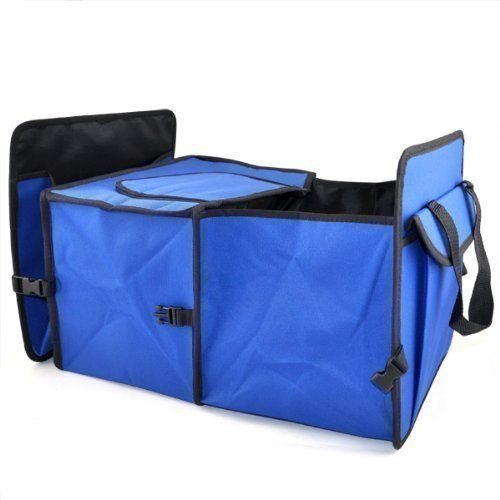 trixes sac de rangement repliable robuste 2-en-1 pour les courses
