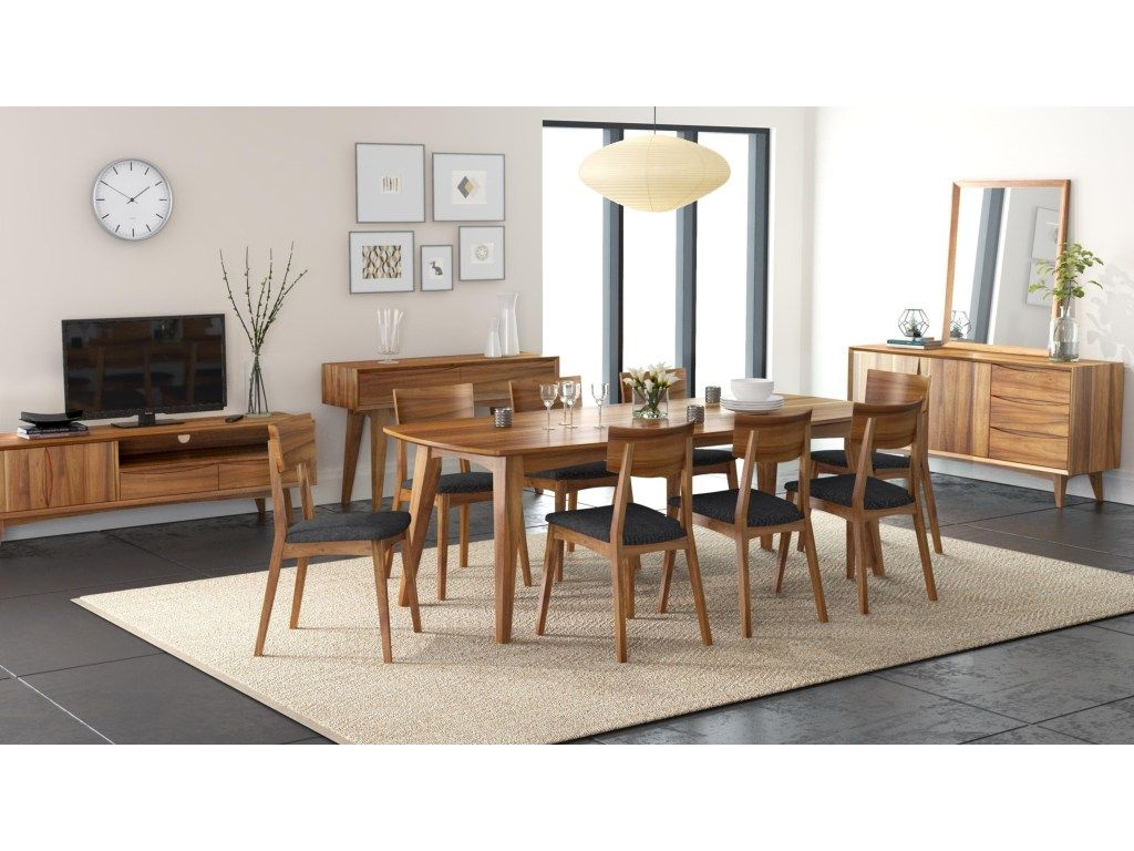 Berkeley Dining Table By Global Home Furniture Dining Table