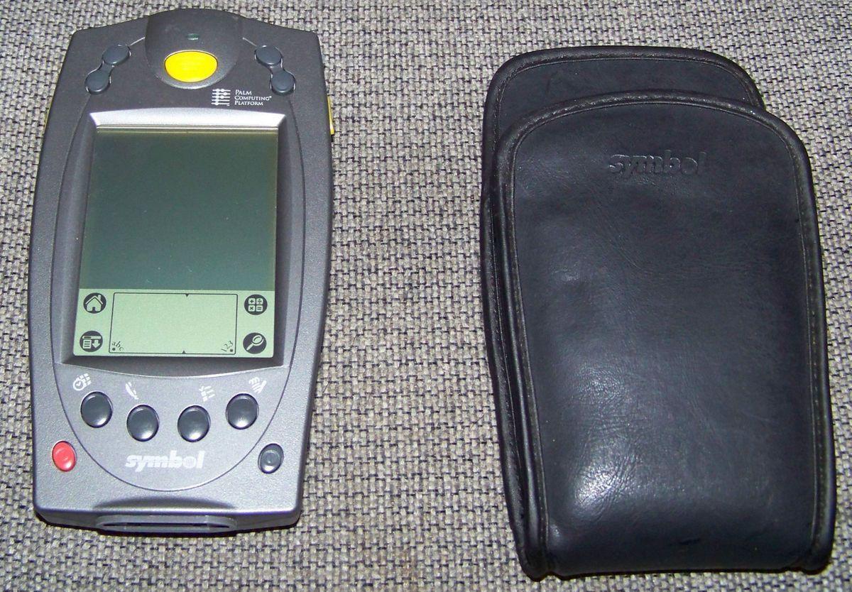 Symbol barcode scanner model n410 palm powered used fld symbol barcode scanner model n410 palm powered used biocorpaavc