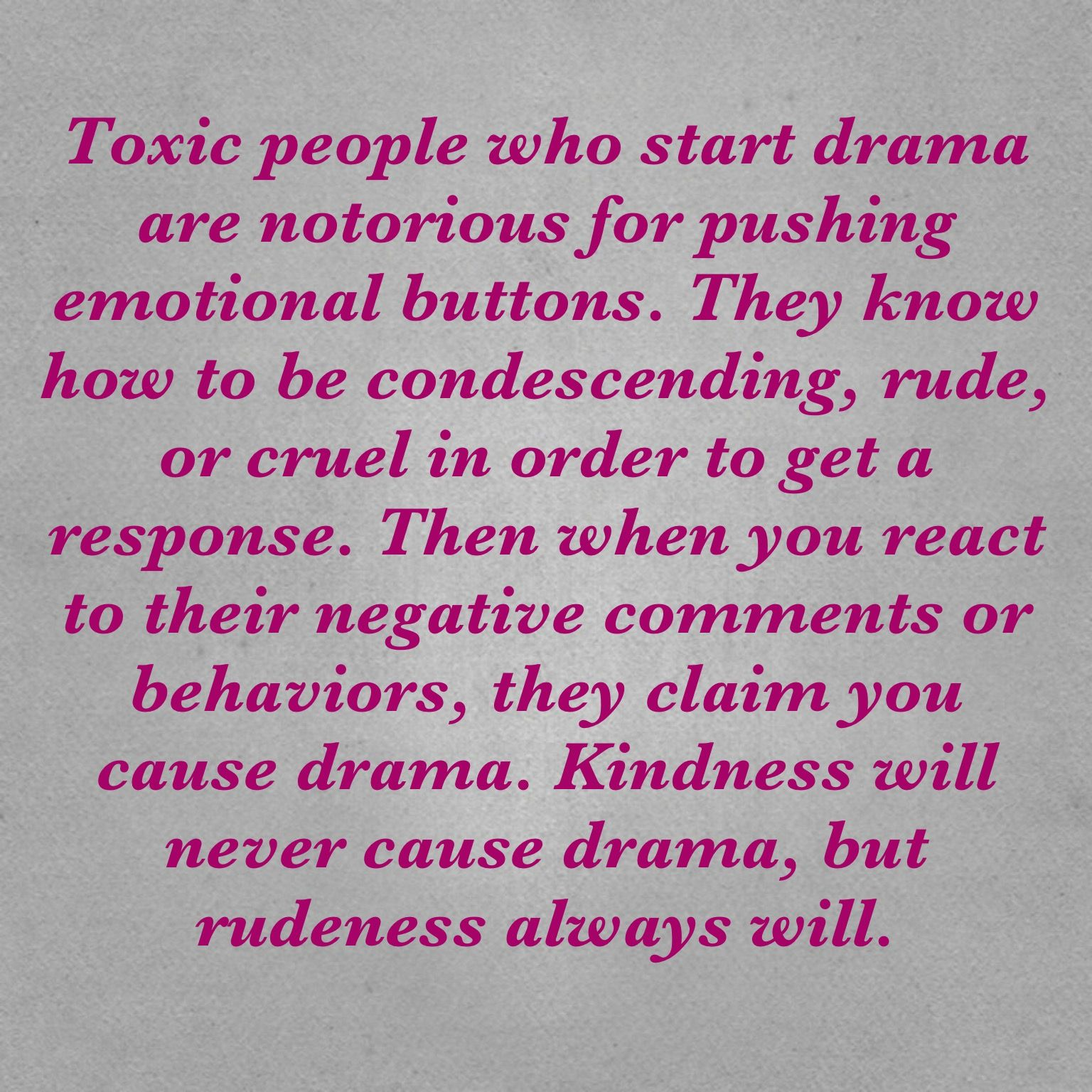 rude people people who insult or who are just plain mean
