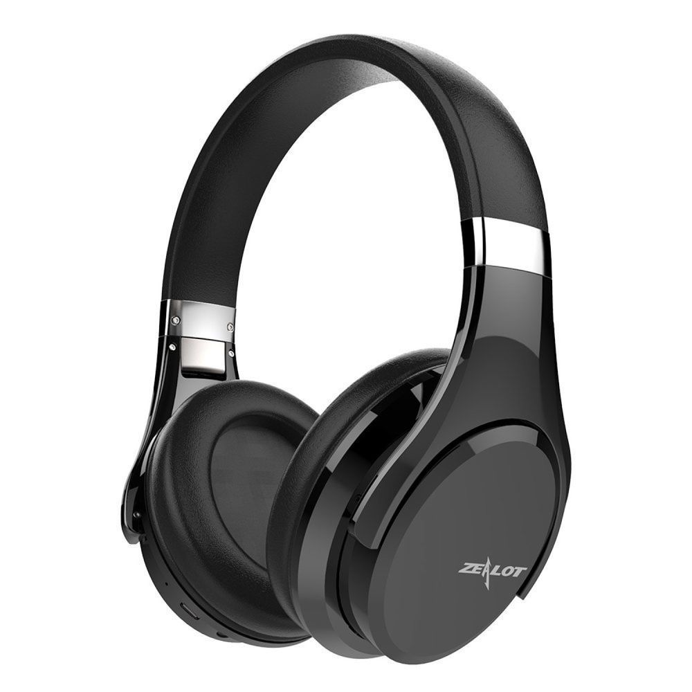 Bluetooth touch control foldable wireless headset with
