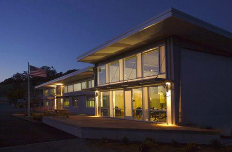 Marin County San Francisco Bay Area architects modern