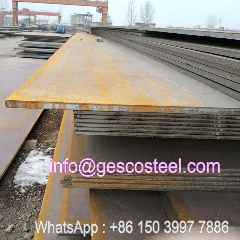 A588 Grade C Low Alloy High Strength Atmospheric Corrosion Resisting Steel Key Words A588 Grade C Astm A588 Grade Corten Steel Weathering Steel Steel Plate