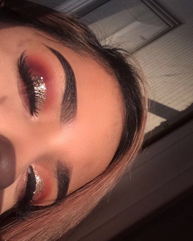 Fall Glitter Glam Using Abh Modern Renaissance Palette