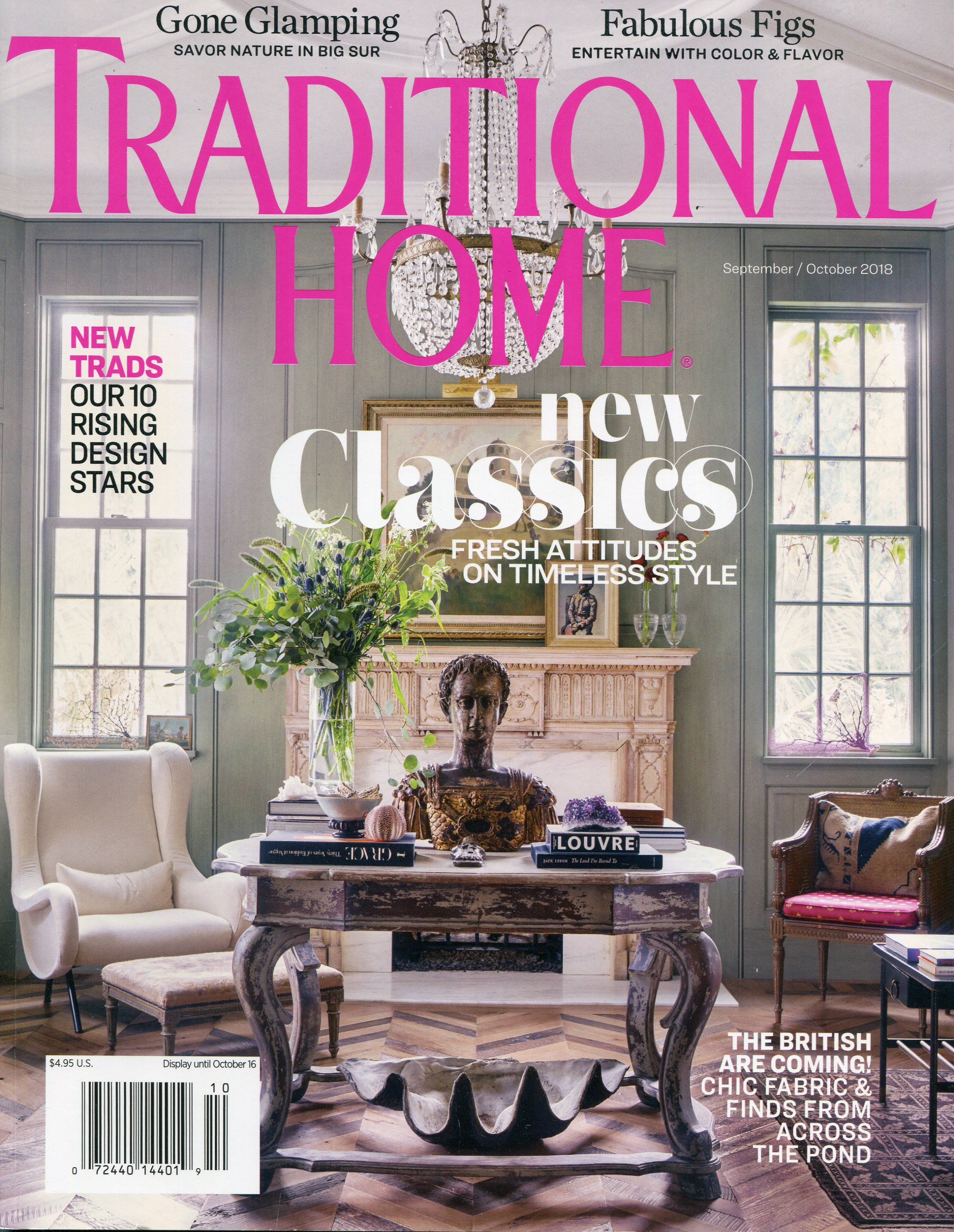 We Love Press Traditional Home Magazine House And Home Magazine