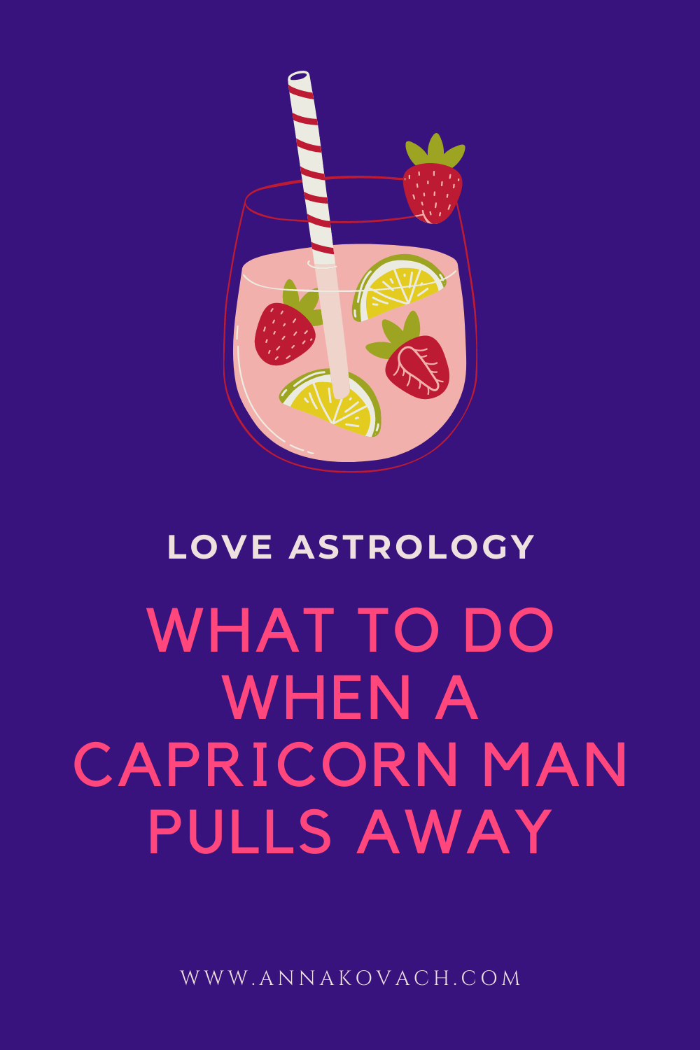 Pulls away why capricorn man 15 Unmistakable