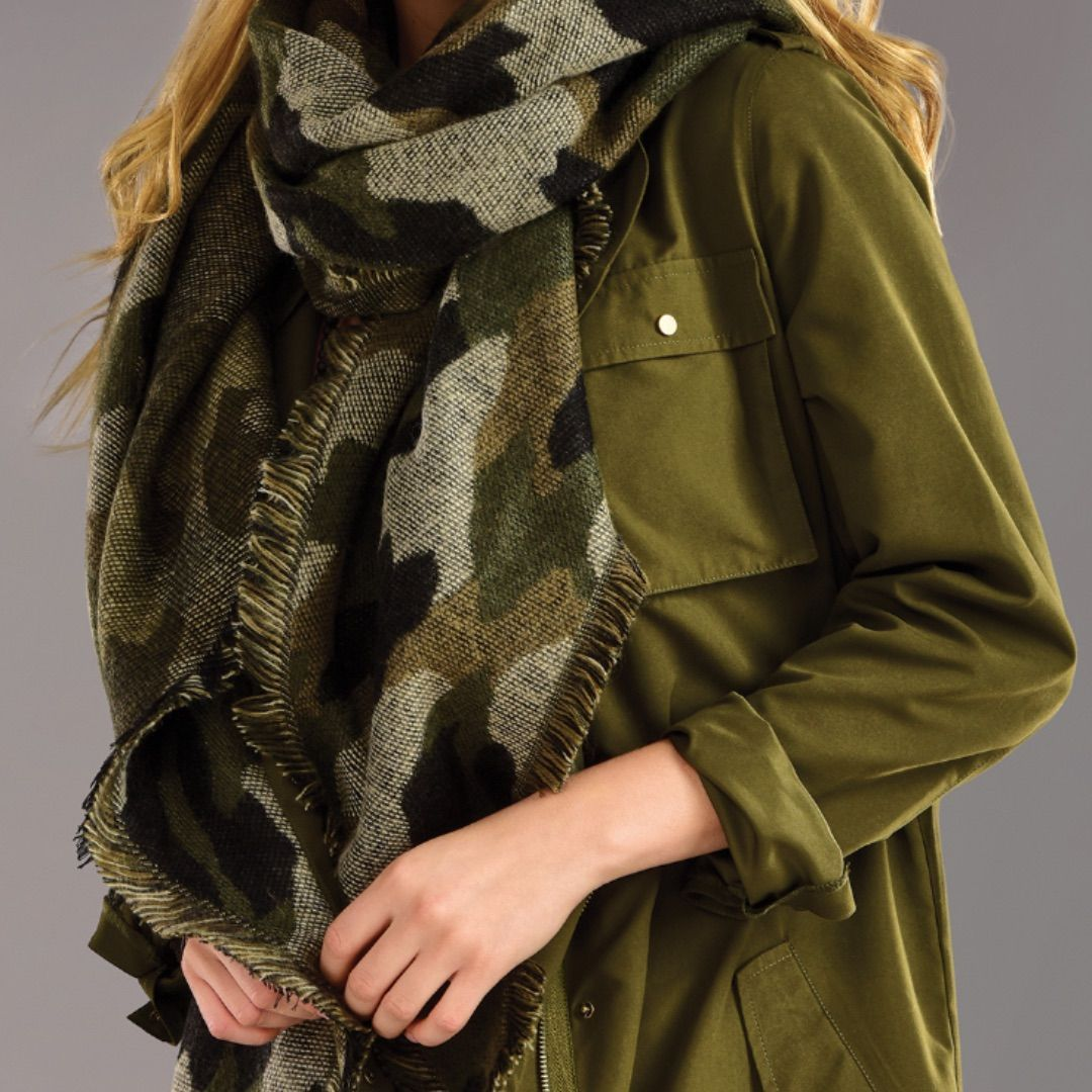 The best part of fall fashion is layering one of the hot trends for