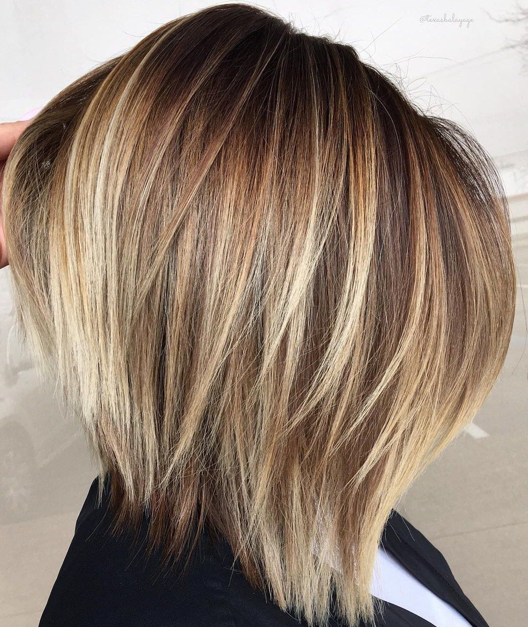 70 Brightest Medium Layered Haircuts To Light You Up Brown Hair