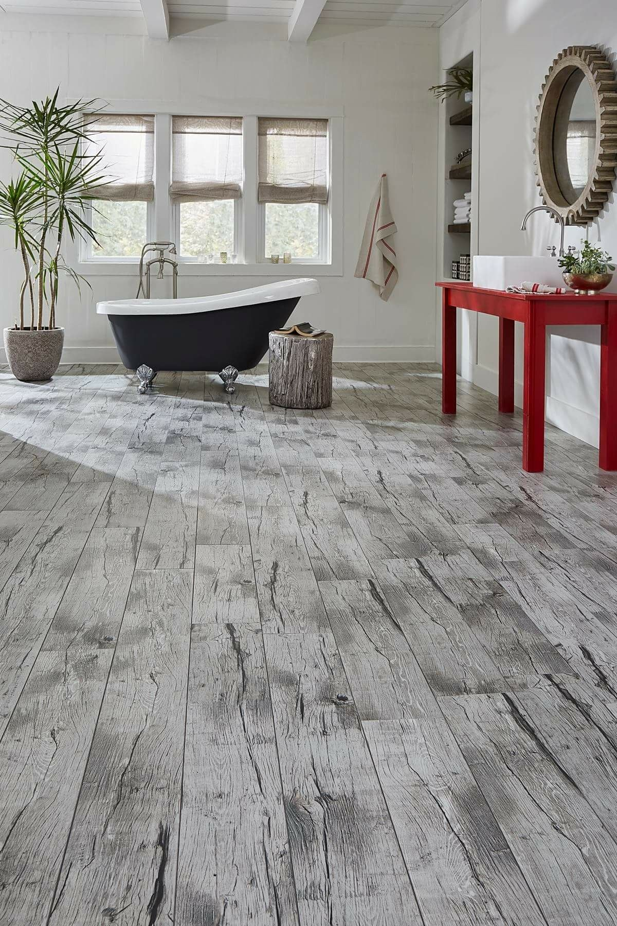 pinkristi neal on for the home  waterproof laminate