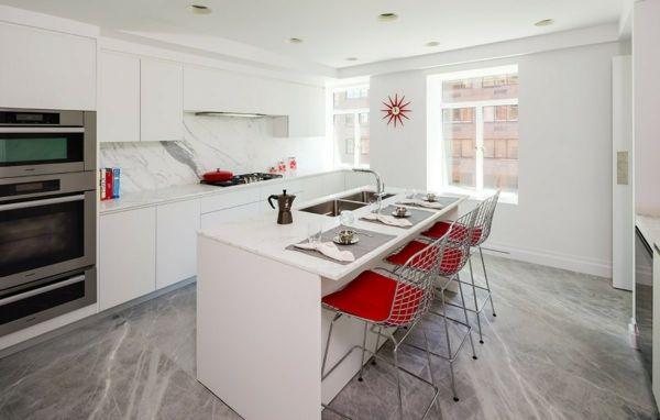 Küchen einrichten \u2013 So kann man wirklich leicht und effektvoll