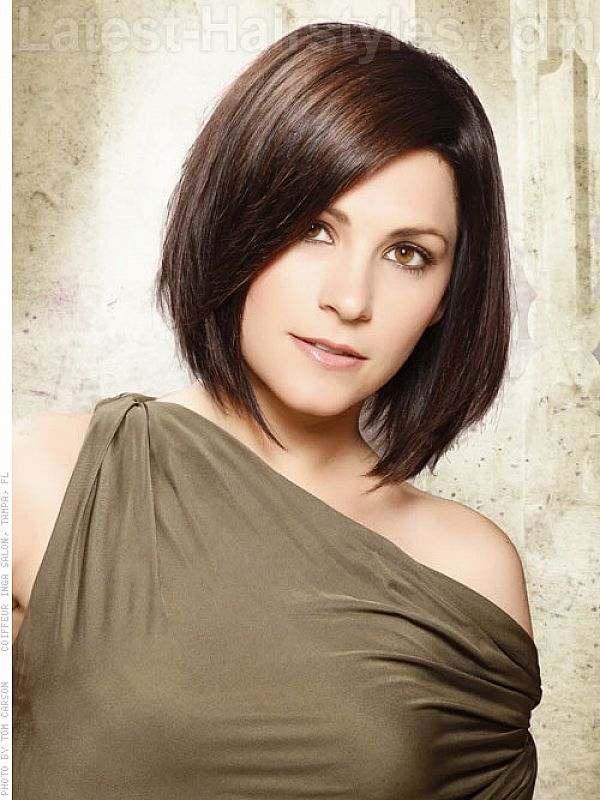 picture of bob haircut medium length hairstyles for 2013 my classic 4602