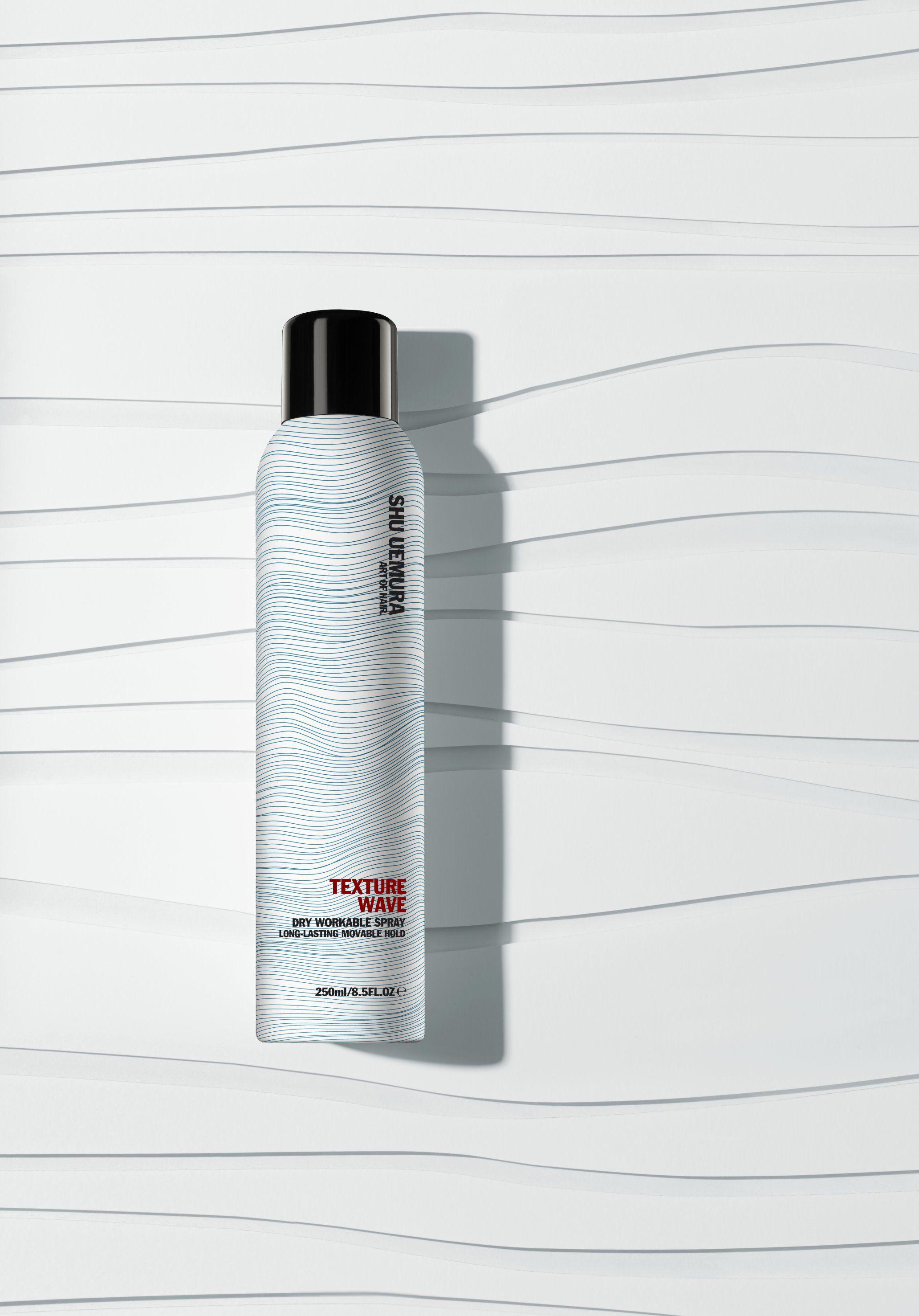 Shu Uemura Texture Wave Dry Workable Spray Long Lasting