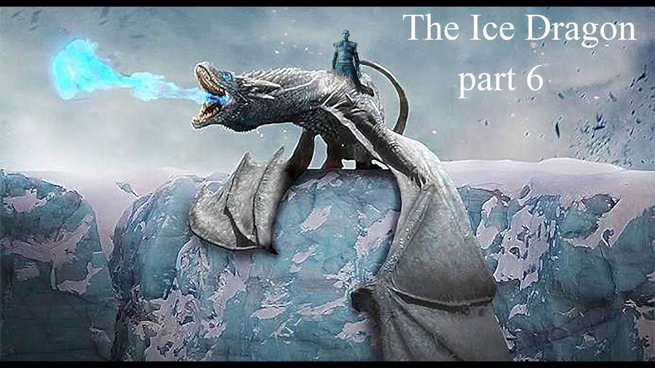 Game Of Thrones Season 7 The Ice Dragon Wight Dragon Ice Dragon Dragon Pictures