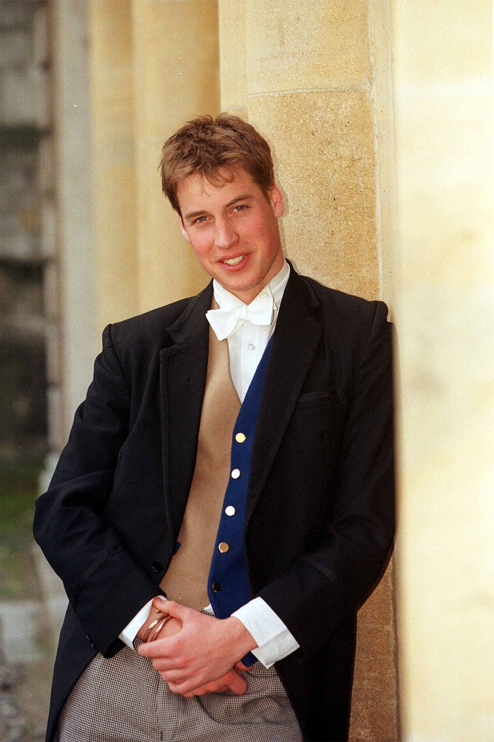 Prince William's Royal Life in Photos Prince william