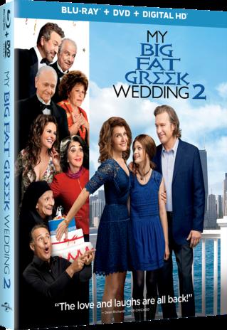 Bringing Back All Things Greek This Week From Director Kirk Jones Writer Nia Vardalos And Universal Pictures Home Entertainm Greek Wedding I Movie Good Movies