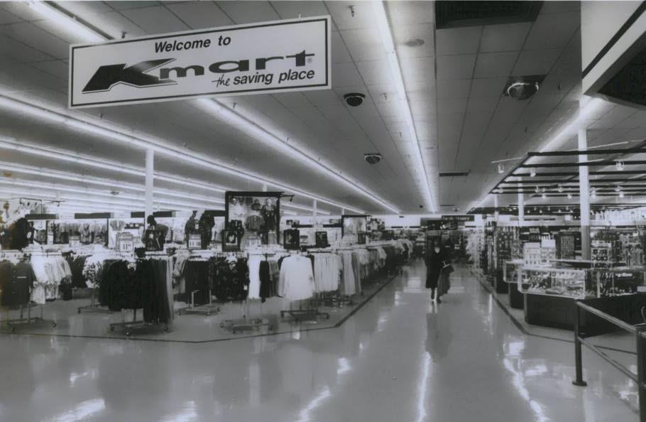 9de57cc904704 Vintage Kmart - Oak Park Michigan   Vintage Retail - Signs - Ads ...