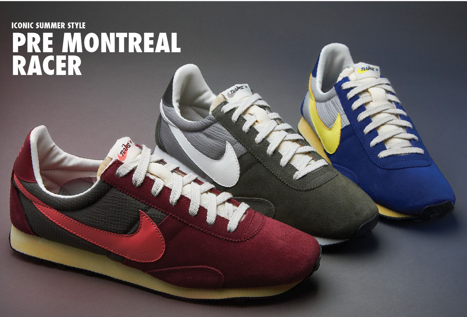 wholesale dealer 87e76 e7551 ปักพินโดย smilingeveryork . ใน sneaker retro   Sneakers nike Nike ...