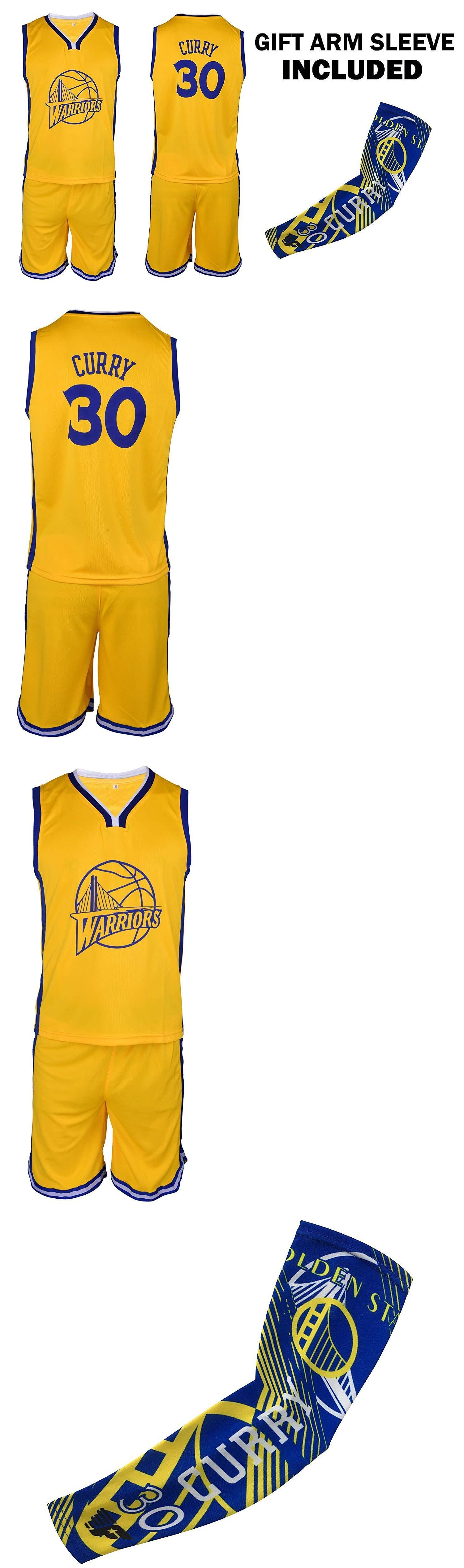 hot sale online eea80 a9977 best stephen curry jersey and shorts youth 81737 5b3ce