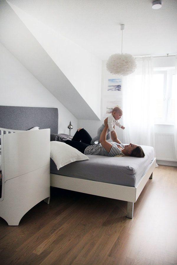 Vom Baby-Eltern-Schlafzimmer Bedrooms - schlafzimmer farben ideen mehr weite