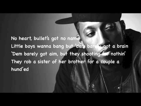 Violence by Lecrae (Lyrics On Screen) | music | Lecrae