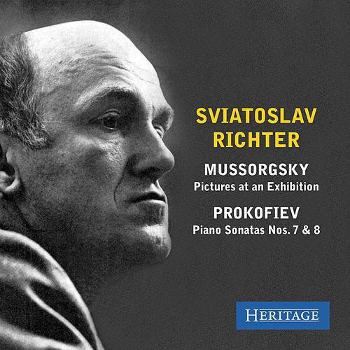 Mussorgsky: Pictures at an Exhibition de Sviatoslav Richter