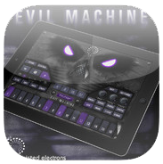 Evil Machine Groovebox and Synth For iPad