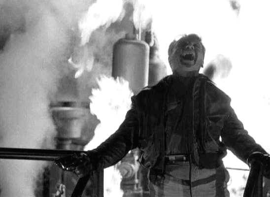 White heat James Cagney movie poster print #3
