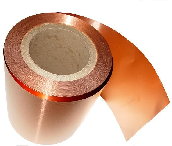24 X 54 Ft 5 Mil 25lb Copper Roll Copper Roll Copper Sheets Copper Foil