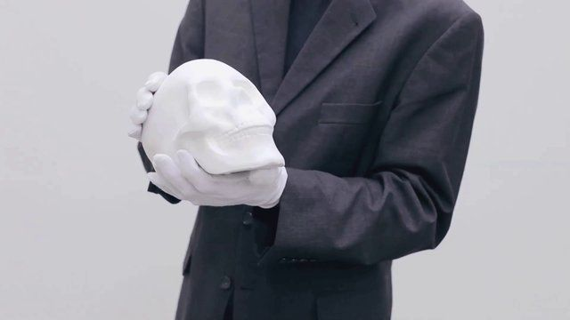 Li Hongbo - Pure White Paper by Dominik Mersch Gallery #purewhite