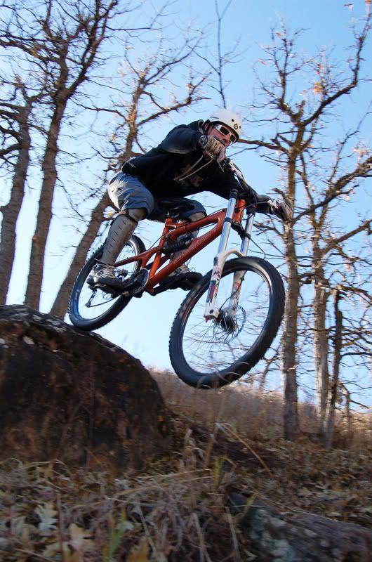 Mountainbiking In The Blackhills Of South Dakota The Great
