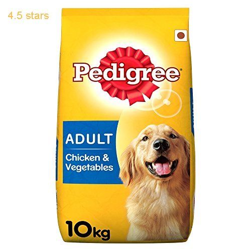 Pedigree Adult Dog Food Chicken Vegetables 10 Kg Pack Dog Food
